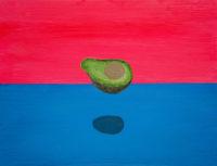Bertrand Grave. Pintura. Serie Consume. El Ecológico. 2016.