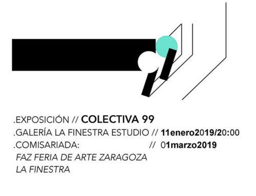 Exposición colectiva en Galería La Finestra con el comisariato de Bertrand Grave
