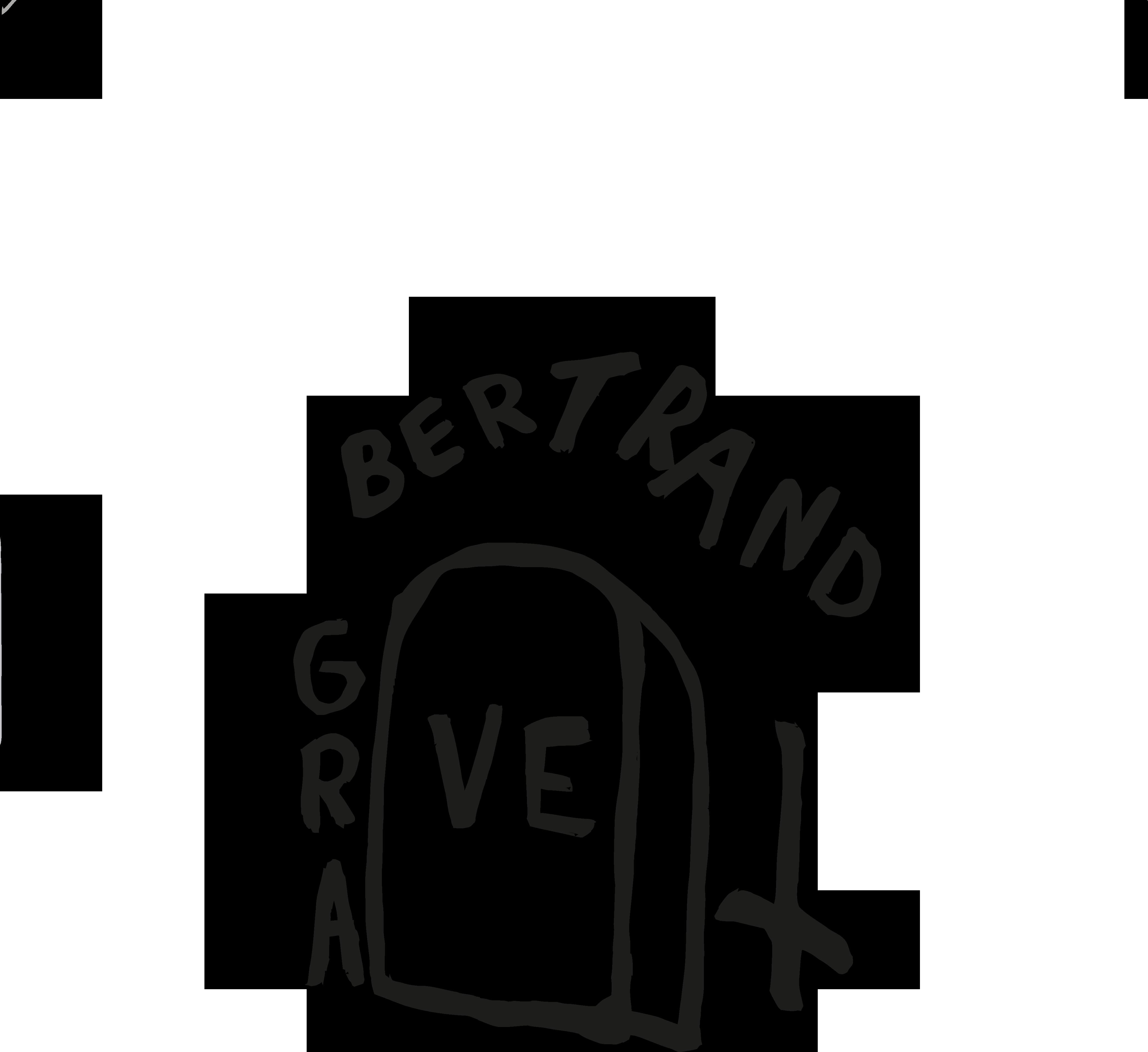 Bertrand Grave Logo