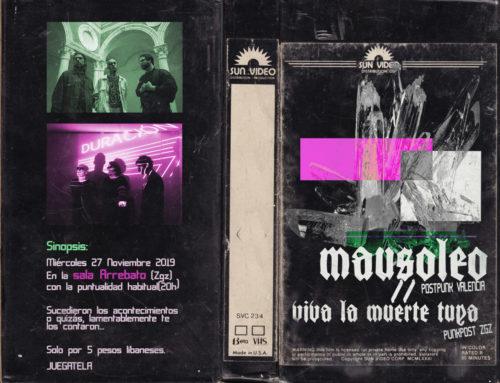 Concierto de VIVA «la muerte tuya» en Zaragoza