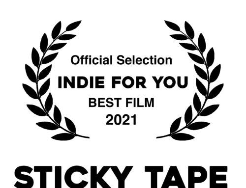 Sticky Tape es otra de nuestras producciones seleccionadas en el festival de cine  INDIE FOR YOU (California)