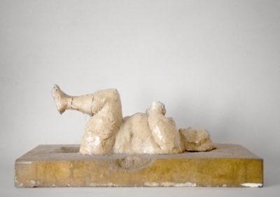 Bertrand Grave. Escultura. Terracota. Luxury. 2015.