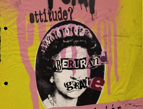 Exposición «Punk Attitude?» de Bertrand Grave en el Centro de Historias de Zaragoza